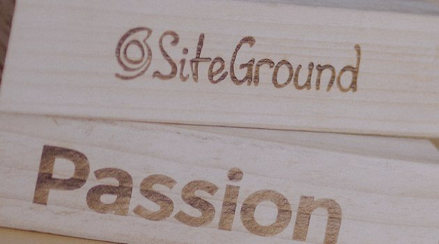 we recommend siteground webhosting as they have passion